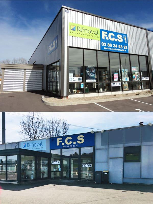 Installation de fenêtres, portes, volets et portes de garage en PVC etaluminium
